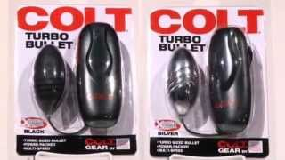 Colt Turbo Bullet (Black) Product Demo