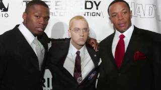 Download Eminem Ft. Dr. Dre & 50 Cent - Crack A Bottle (Dirty) MP3 song and Music Video