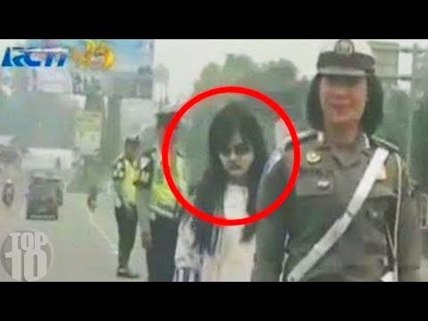 10 Scary Videos Caught in Japan