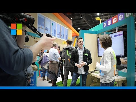 What's New in Microsoft EDU | Live from Bett Day 1