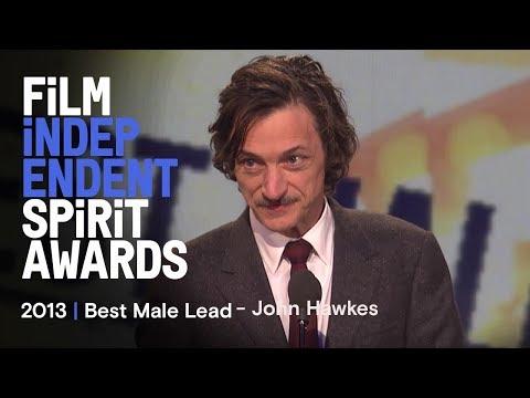John Hawkes  Best Male Lead Spirit Awards 2013
