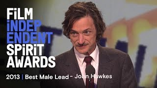 John Hawkes - Best Male Lead (Spirit Awards 2013)