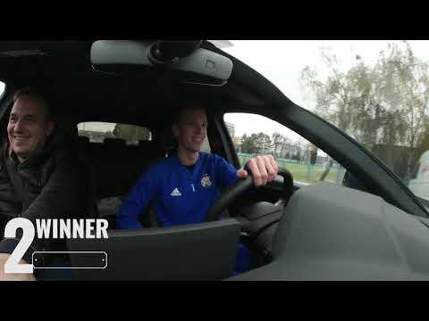 DINAMOV ADVENTSKI KALENDAR 12. DAN/ Audi Q5 race: Dani Olmo & Jana