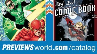 SDCC 2018: Inside 2018's OVERSTREET PRICE GUIDE, The Bible of Comic Book Collecting