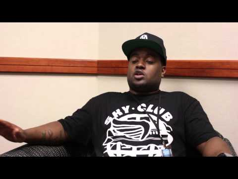 Why rapper/pastor Kareem Manuel moved from Chicago to Atlanta (@kareemmanuel @rapzilla)