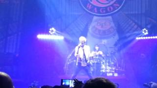 REO Speedwagon: Can't Fight This Feeling. Newcastle 22/12/2016