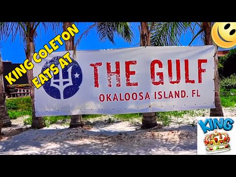 The Gulf, Okaloosa Island, Fort Walton Beach, Florida