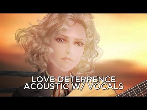 [MGS] Love Deterrence - Phantom Pain's Acoustic Version with Vocals