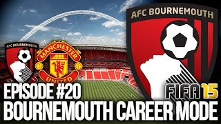 fifa 15 bournemouth career mode 20 fa cup final vs man utd