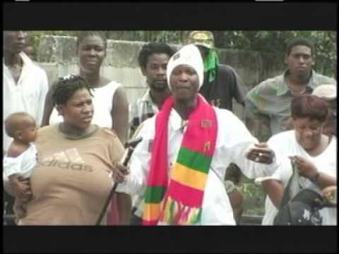 Al Pancho  Poverty   Reggae Ragga Dancehall Jamaica   Video Clip   Elijah