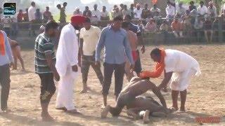 KUKRAN WALA (Amritsar) Kabaddi Tournament - 2014 || HD || Part 1st.