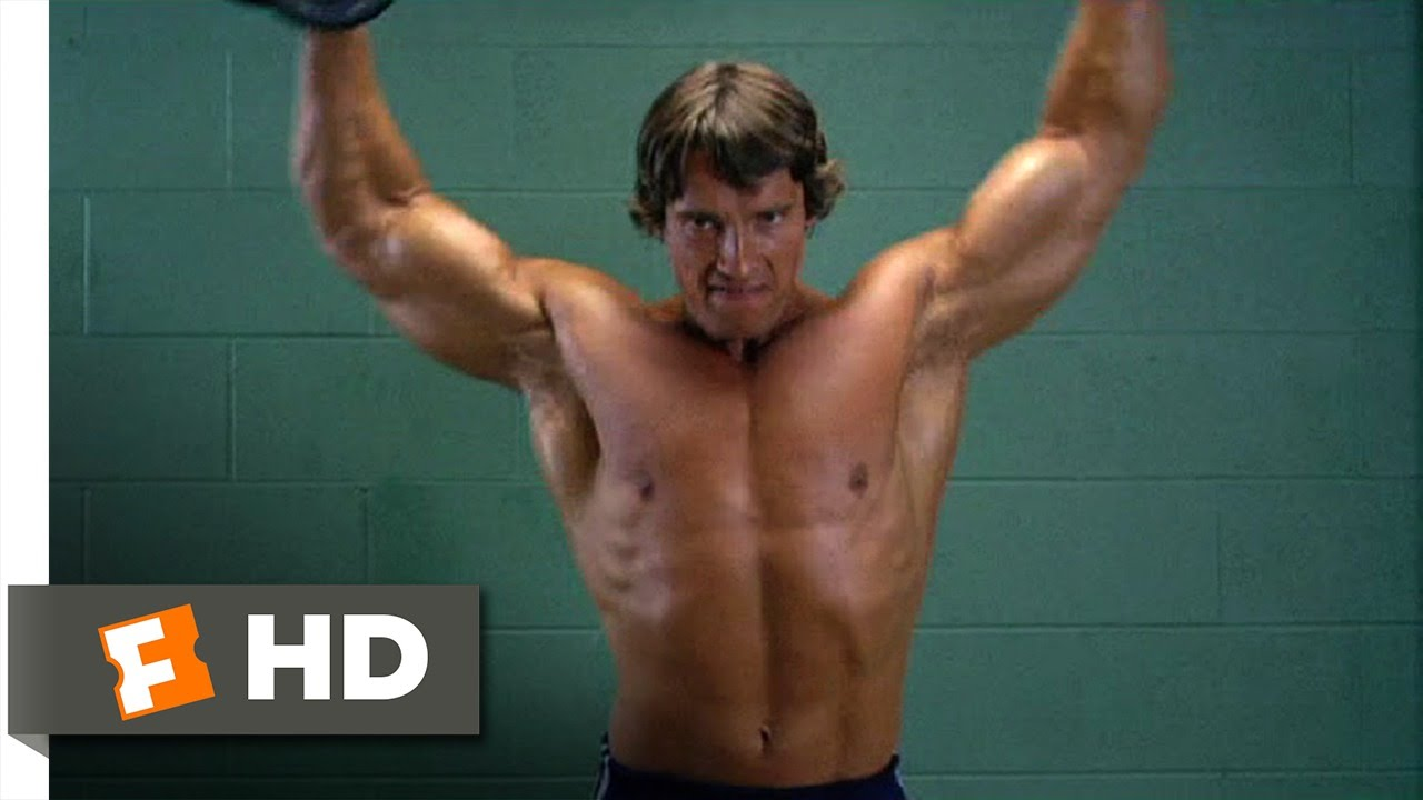 Stay hungry 911 movie clip no pain no gain 1976 hd youtube malvernweather Image collections