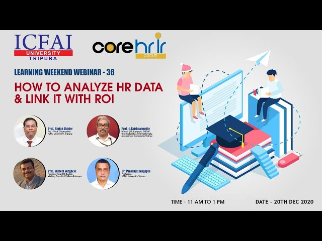 How to Analyze HR Data and Link it with ROI