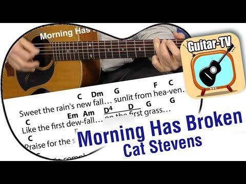 Tags of CAT STEVENS MORNING HAS BROKEN LYRICS - Cat Meme Tube