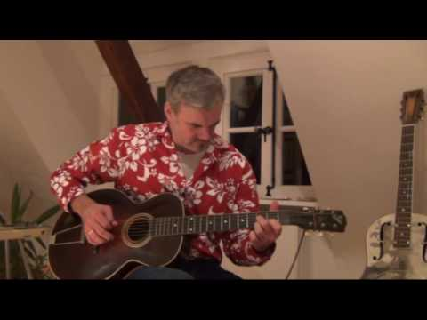 Hawaiian Slack Key Guitar: Isa Lei