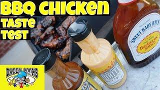 BBq Chicken Taste Test