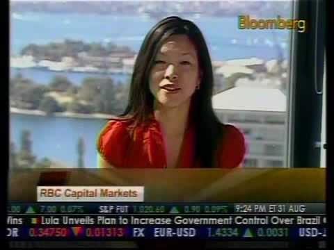 Australian Dollar Near Year's High - Bloomberg - YouTube