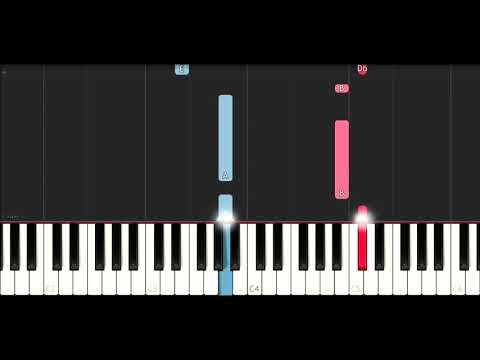 the-score---miracle-(slow-easy-piano-tutorial)