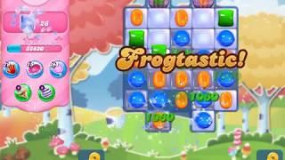 Candy Crush Saga Level 4592 (No boosters)
