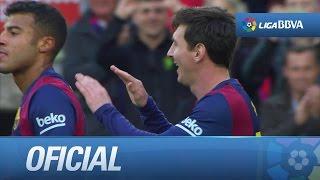 gol de penalti de messi a lo panenka 1 0 en el fc barcelona getafe cf