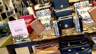 Tory Burch Outlet ~ Shop with Me! Sale Fall Event!