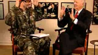 Ali G interview with James Baker (Foreign Policy)