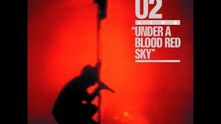 U2 Trash, Trampoline and the Party Girld ( under a blood red sky)
