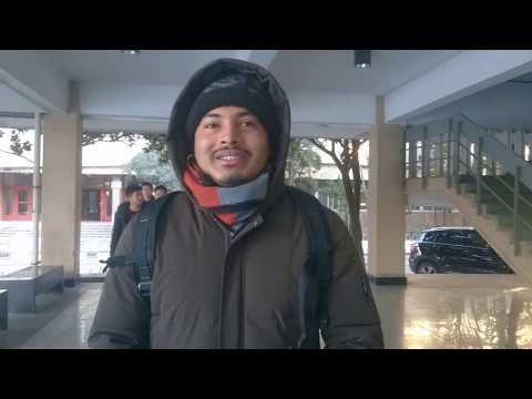 China University Of Mining And Technology(CUMT) International Students Opinion