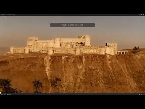 Knights Templar (Documentary)