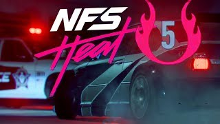 Need for Speed HEAT Gameplay #2 ქართულად - BMW M3 GTR Vs Heat Level 5
