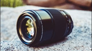 Fuji 80mm 2.8 Macro, One of My Favorite Fuji Lenses - Hands on Review