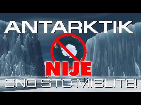 Antarktik NIJE ono sto mislite - Nema 24 satnog Sunca!