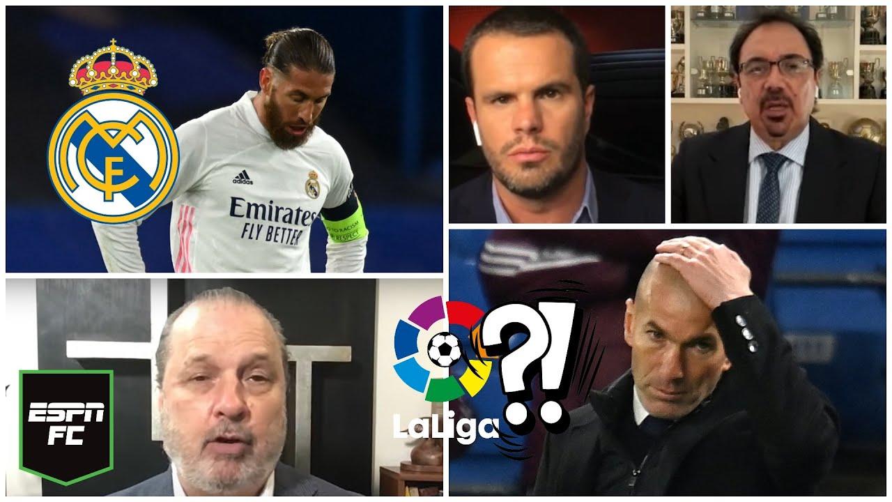 REAL MADRID eliminado de la Champions League. ¿Ganará La Liga al Atlético y Barcelona? | ESPN FC