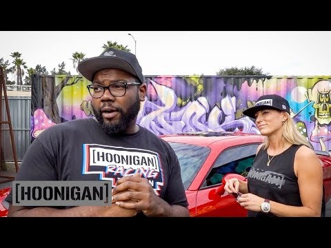 [HOONIGAN] DT 165: Leah Pritchett's 707hp Hellcat vs Sleeper RX7 #SPACERACE