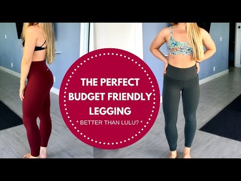 Legging Snob & Petite Girl Approved || Aerie Try On & Review