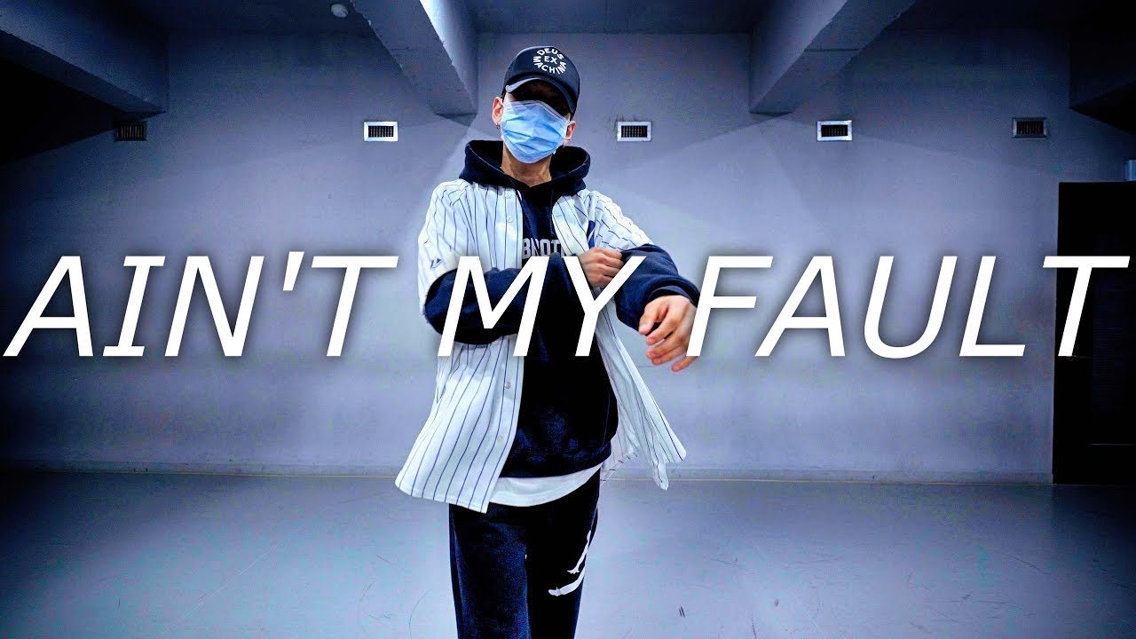 Trouble - Ain't My Fault    MINSOO choreography