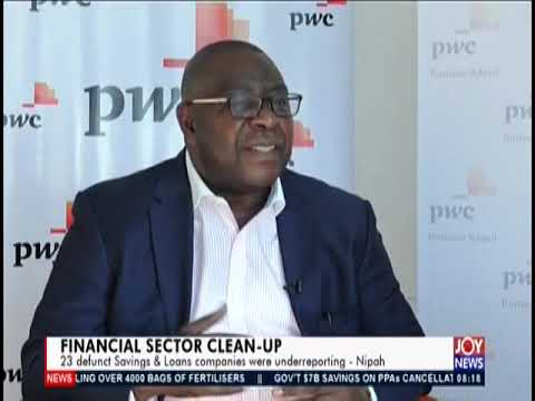 Financial Sector Clean-Up - AM Show on JoyNews (20-8-19)