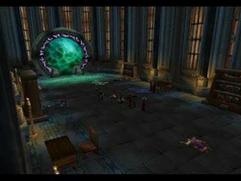 world of warcraft screen shots (old school)