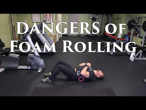 The Dangers Of Foam Rolling Lower Back Amp Ribs Youtube