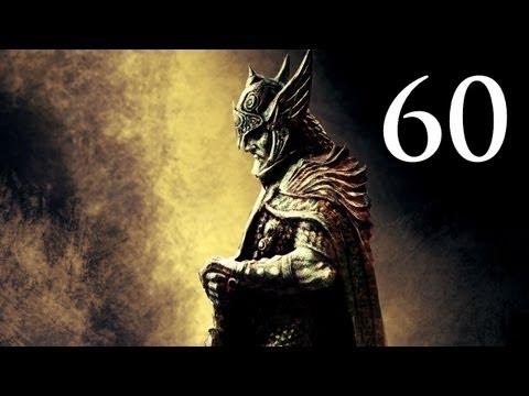 Elder Scrolls V: Skyrim - Walkthrough - Part 60 - Skuldafn Temple (Skyrim Gameplay)