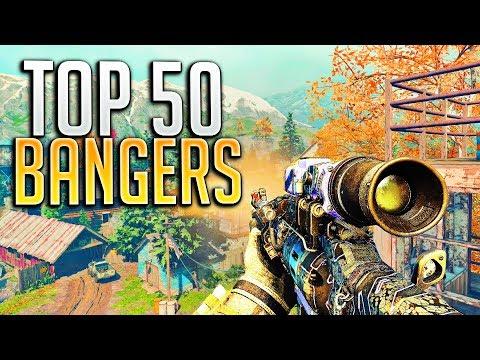 5 KILLS, 1 BULLET & The BEST Trickshot on BO4 - TOP 50 BANGERS #84 (Black Ops 4)