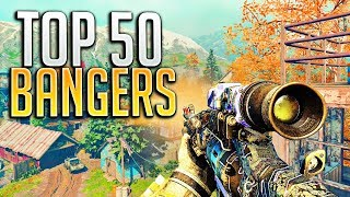 5 KILLS, 1 BULLET & The BEST Trickshot on BO4 - TOP 50 BANGERS #84 (Black Ops 4)