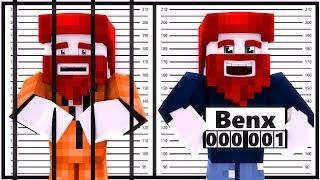 Ich komme ins Minecraft Gefängnis 😂