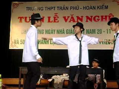 Nhảy hiện đại_THPT Trần Phú (Tuần lễ văn nghệ)