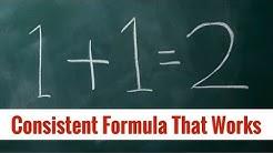 Mortgage formula that work!