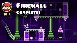 Geometry Dash - Hinds - Firewall (by me)