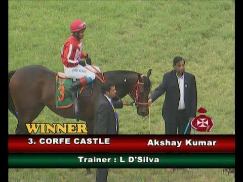 Corfe Castle with Akshay Kumar up wins The Golconda 2000 Guineas Gr-2 2018