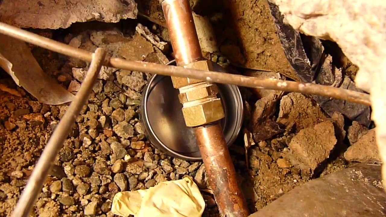 How To Fix Copper Pipe Compression Ing Leaks