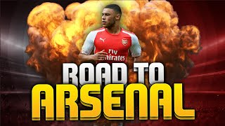 ROAD TO ARSENAL #6 - DE LONGSHOTS VAN THE OX! - FIFA 15 UT