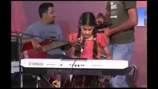 Chinni Manasutho Ninnu  Aradhinthunu [HD] - Baby. Akshaya - Telugu Christian Song